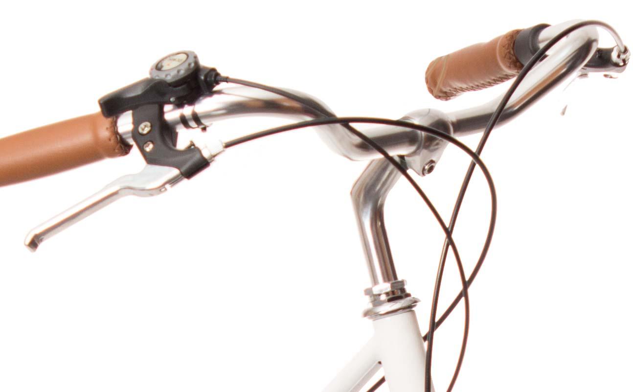 Kawaii bicicleta h/íbrida paseo 7 velocidades